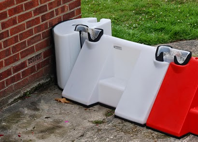Domestic Flood Defence Barriers